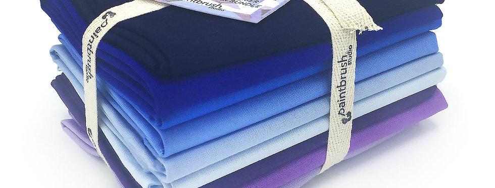 December, Tanzanite Birthstone Fabric Bundle