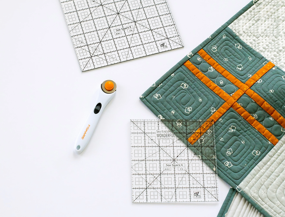 SKW 6x6 Square Ruler