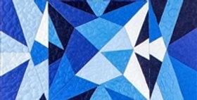 September Sapphire, Pattern