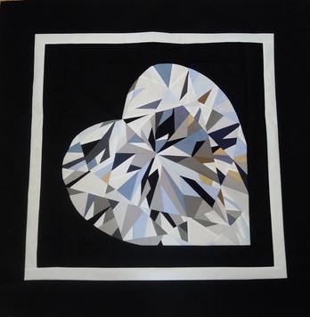 Black and White Diamond