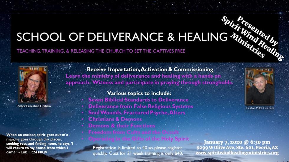 School of Deliverance
