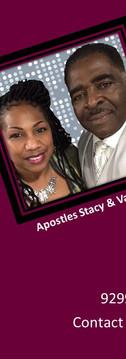 Apostles Stacy & Valorie Lee
