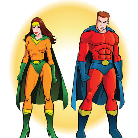 Could You Be the Next Wonder Woman or Superman?