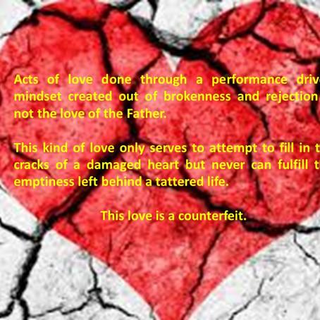 Satan Counterfeit Love