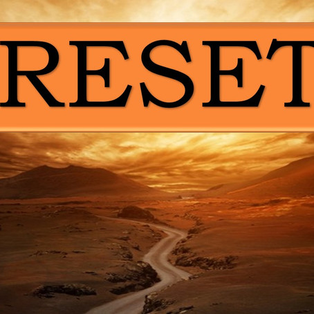 In Need of a Spiritual Reset