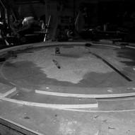 Fabrication du cadre
