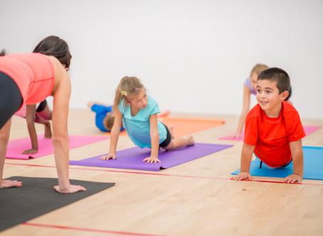 8 Benefits of Yoga for Children