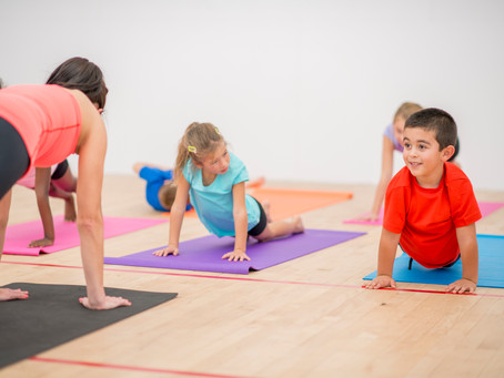 8 Benefits of Yoga for Children