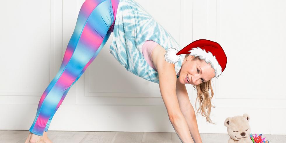Holiday Yoga for Kids 2.5 - 5 yrs - Dec. 29