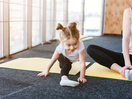 The Top 9 Yoga Poses for Kids