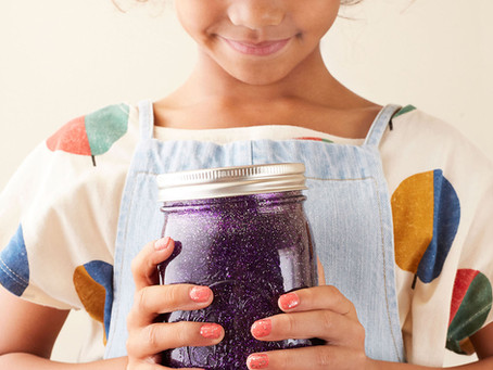 Mindfulness Activity: Sparkle Jars