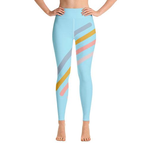 Rainbow Yoga Leggings