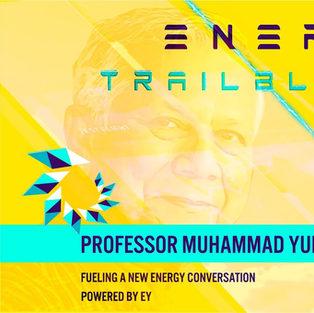 Energy Trailblazers Muhammad Yunus