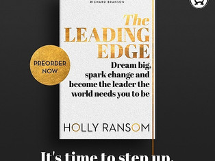 The Leading Edge - Holly Ransom