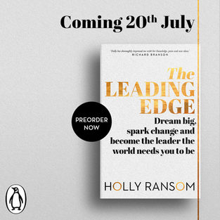 The Leading Edge by Holly Ransom