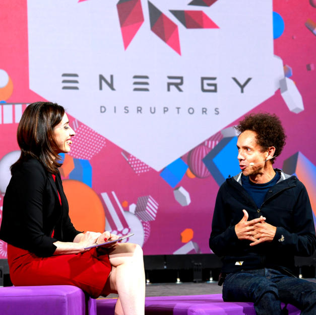 Malcolm Gladwell to headline second annual 'Energy Disruptors' summit