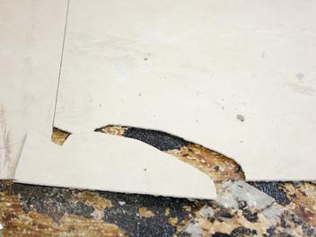 Asbesthaltige Fußbodenbeläge