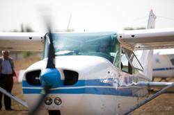 Cessna 172 D-EHFR in Zerbst