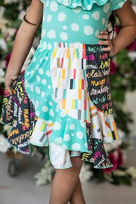 Ice Cream Twirl Skirt