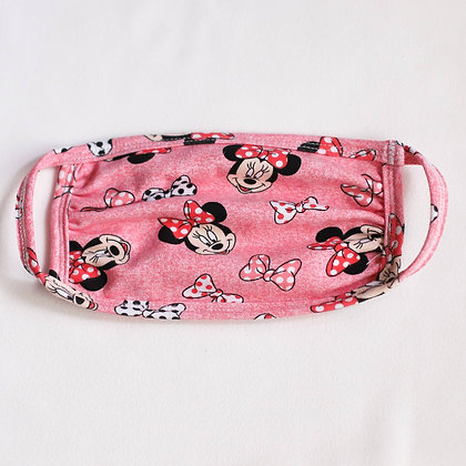 Mask - Minnie Mouse Bow