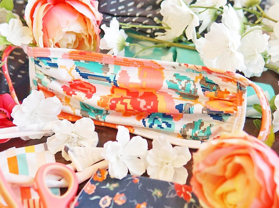 Mask - Poppy Floral