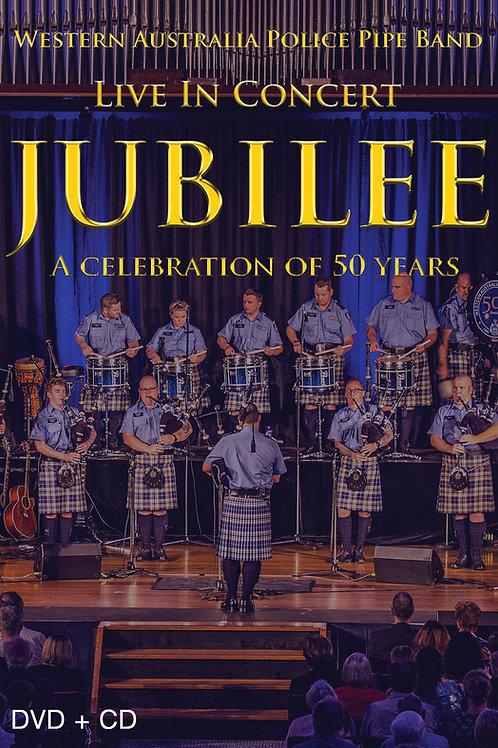 Jubilee Concert DVD/CD Combo