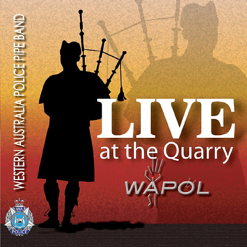 Live at the Quarry CD