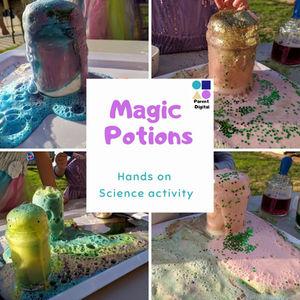 Magic Potions!
