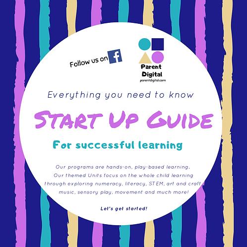 Start Up Guide