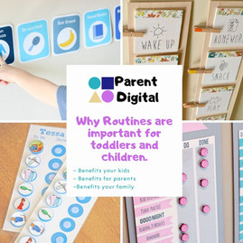 Why Routines Are Important for Toddlers and Children