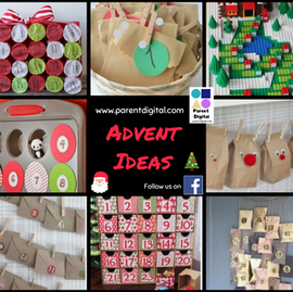 DIY Advent Calendars.