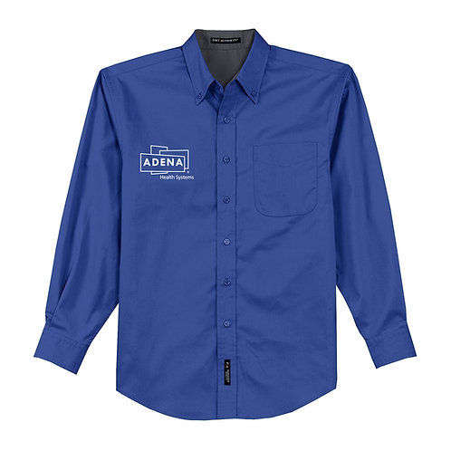 Long Sleeve Easy Care Shirt S608