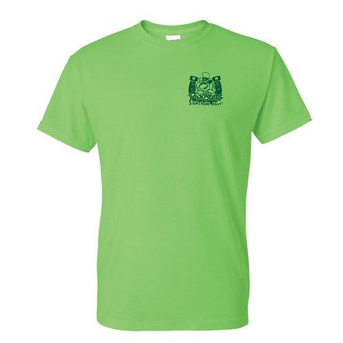 2021 St.Patrick's Day 50/50 Shirt