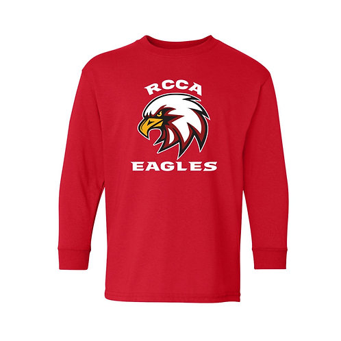 RCCA Youth Long Sleeve Tee  5400B