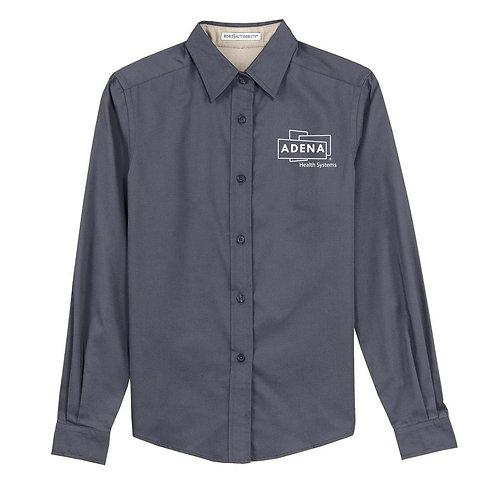 Ladies Long Sleeve Easy Care Shirt L608