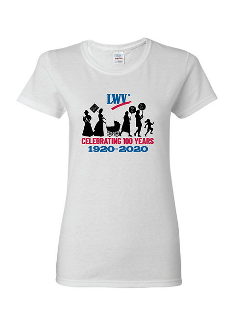 LWV Ladies Tee