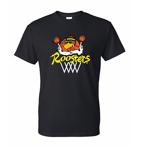 Rooster's Basketball T-Shirt