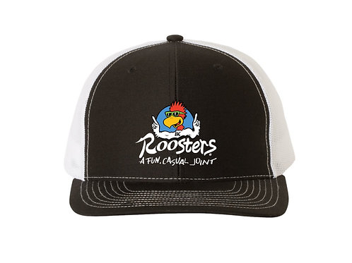 Roosters Trucker Hat