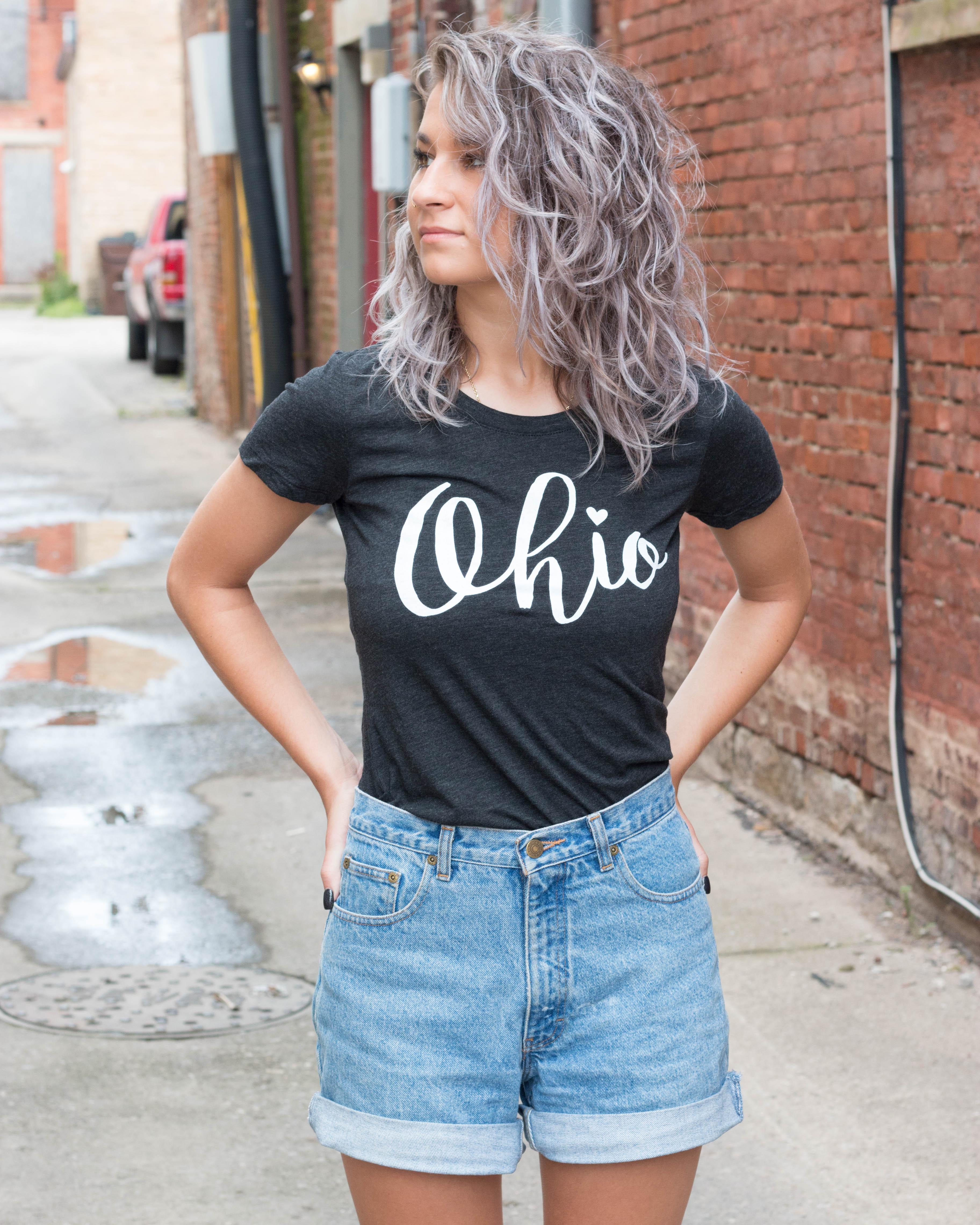 Ladies Ohio Heart