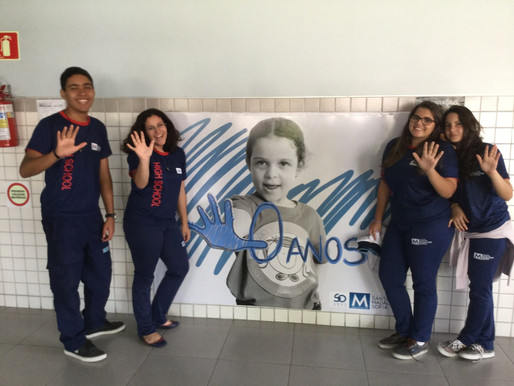 Madalena Sofia-Griggs High School Update