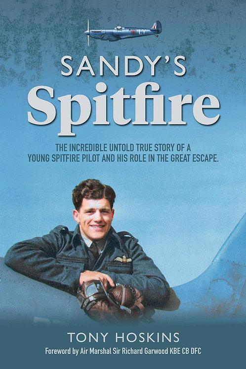 Sandy's Spitfire Book