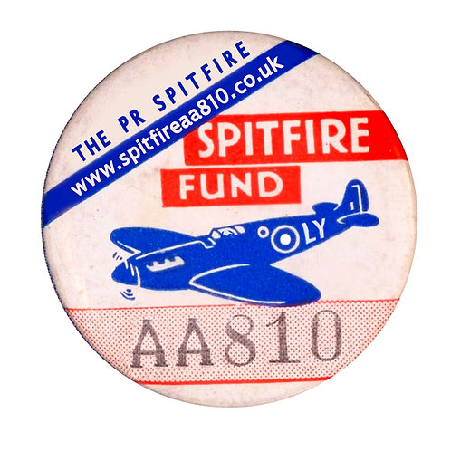 Spitfire Fund Badge