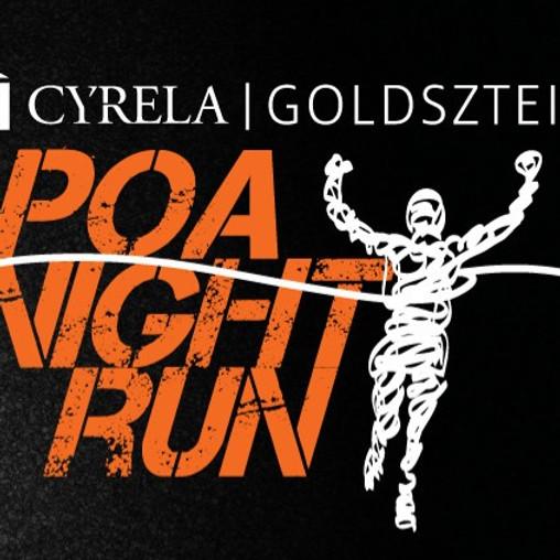 POA Night Run
