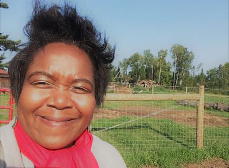 Kimberly Hunter weaves strong community webs through cooperative development