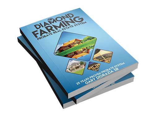 [BOOK ONLY] Diamond Farming Probate Real Estate System