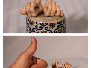 My Second Eye Mother's Puppet Hands