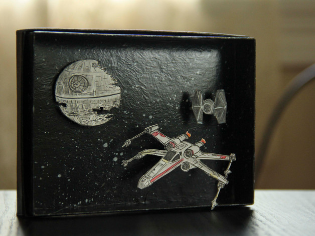 Star Wars Shadow Box