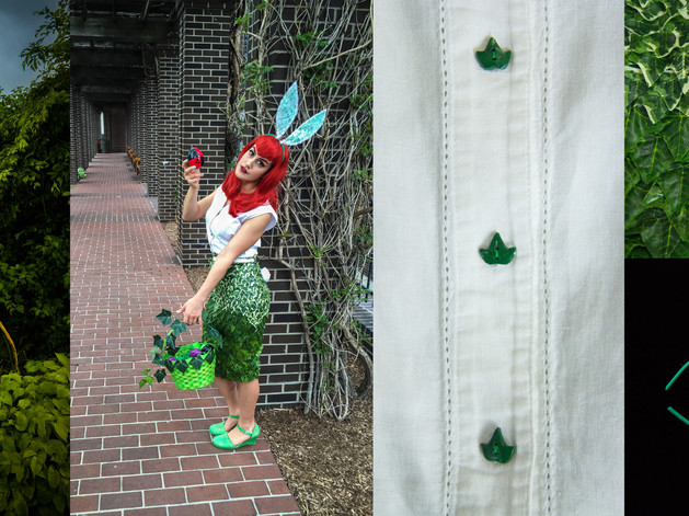 Poison Ivy Costume/Cosplay