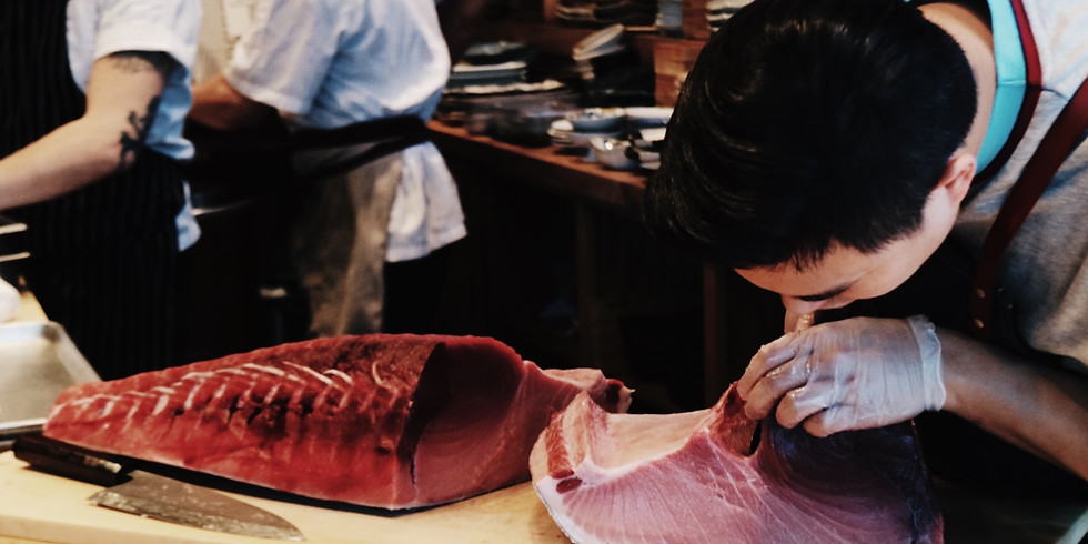 Tuna Cutting Class