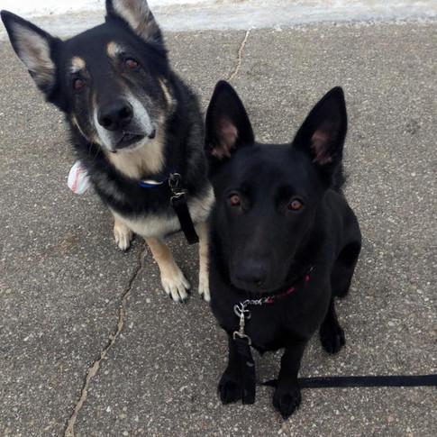 Ike and Eva